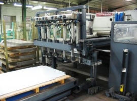 Punching presses SALVAGNINI S4.25 (USED)