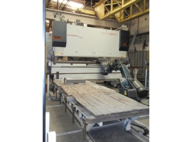 Press brakes SALVAGNINI ROBOFORMER + PPEB 170/4270 (USED)