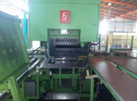 Punching presses SALVAGNINI S4 (USED)
