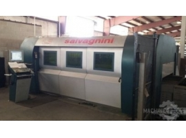 Laser cutting SALVAGNINI L3-30 2KW (USED)