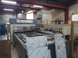 Laser cutting SALVAGNINI L1-12 (USED)