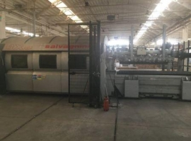 Laser cutting SALVAGNINI L1 XE -30 (USED)