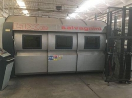 Laser cutting SALVAGNINI L1- XE 30 (USED)