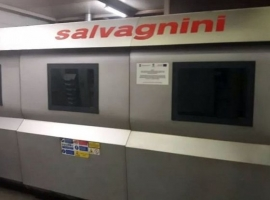 Laser cutting SALVAGNINI L3-40 (USED)