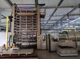 Automatic lines SALVAGNINI  (USED)