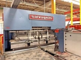 Panel Benders SALVAGNINI P4-1612 (USED)
