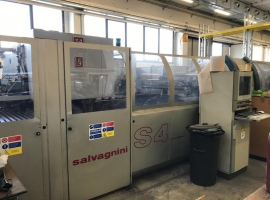 Punching presses SALVAGNINI S4 30 PINIFARINA (USED)
